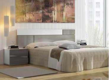 Dormitorio de matrimonio colección Peli