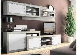 Mueble de comedor mod. Vilanova, con módulo extensible