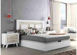 Capçal de lliti de matrimoni Vintage