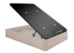 Canapé de madera 3D Mataró