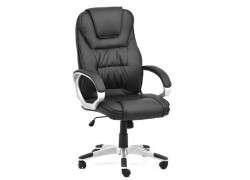 Cadira d'oficina Sils - Negre