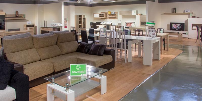 Nova botiga mobiprix per comprar mobles a barcelona for Ofertas sofas barcelona