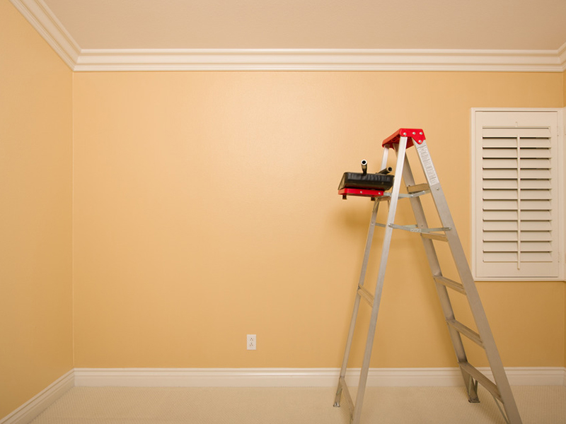 Combinaci n de colores para paredes o como decorar con - Combinacion de colores en paredes ...