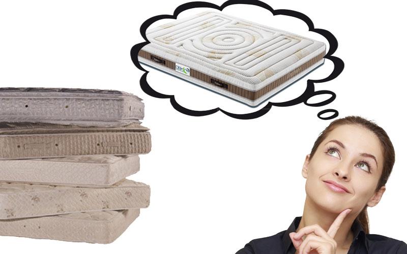 Cuando cambiar tu colchón viejo
