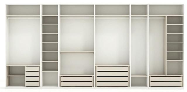 Muebles ordenar armarios te ayudamos con lo - Organizar armarios empotrados ...