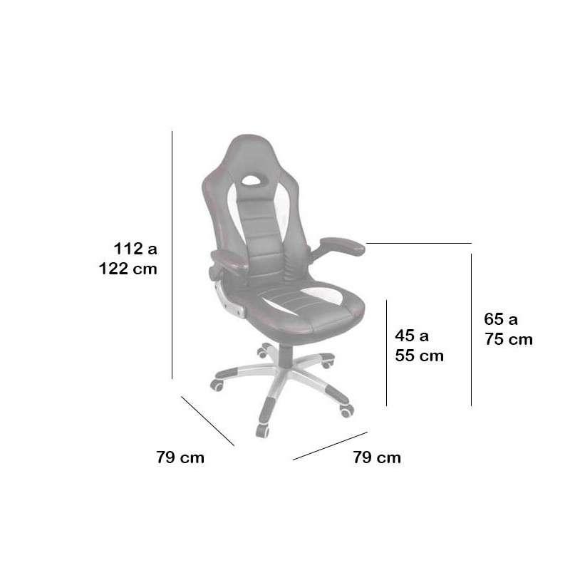 Cadira per a gaming Girona