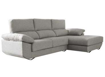 Chaiselongue Cerdanyola, con respaldos reclinables