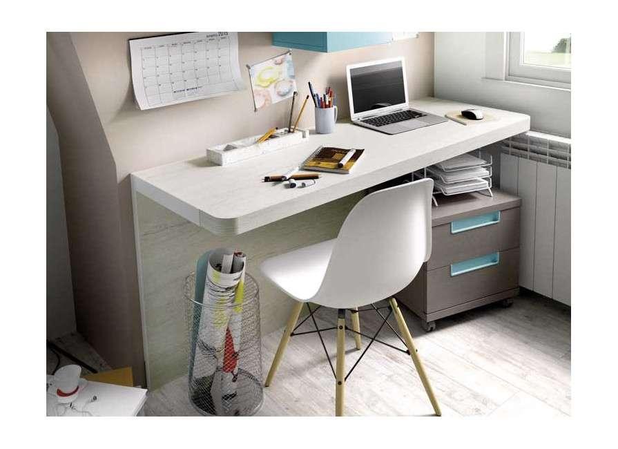 Taula escriptori Barcelona a dues posicions