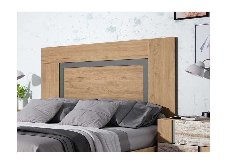 Cabecero alto para dormitorio de matrimonio Ripollet