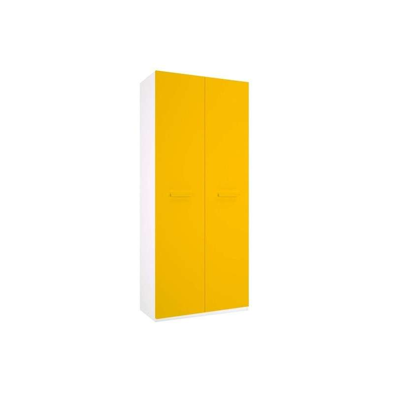 Armario de dos puertas modelo Bages en promoción