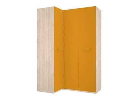 Habitació juvenil amb armari de racó mod. Montigalà