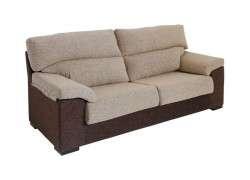 Sofá de 3 plazas mod. Sant Adrià con visco