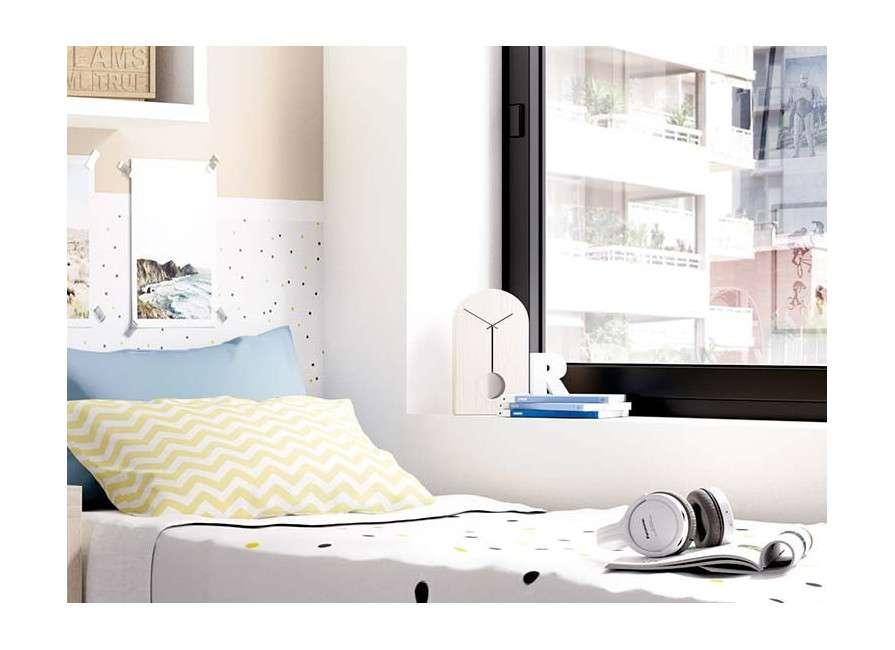 Composició juvenil amb llit modular i escriptori