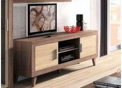 Mueble de TV ancho con patas - Britania