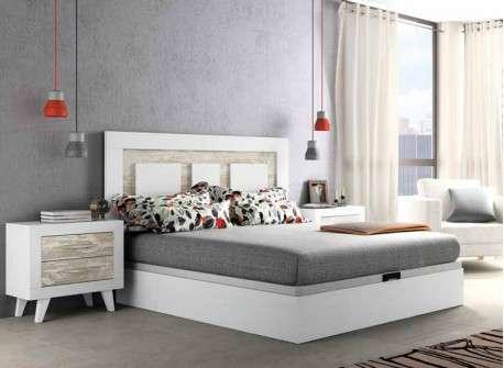 Cabecero de cama de matrimonio Molins