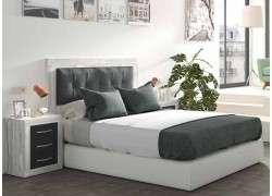 Dormitorio de matrimonio de diseño Sant Cugat