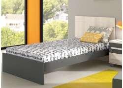 Cabecero juvenil para cama individual Sabadell