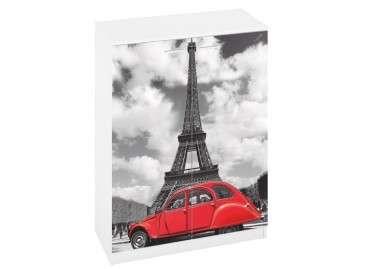 Zapatero Penedés con estampado foto - Penedes Paris