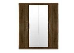 Armari de 4 portes amb miralls - Britania