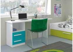 Mesa escritorio modelo Manresa - Lima