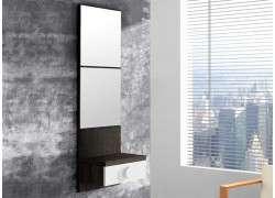 Mueble de recibidor con espejo mod. Blanes