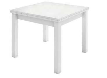 Taula de menjador model Granollers - Blanc