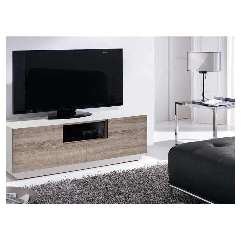 ((Moble TV Granollers en dos colors