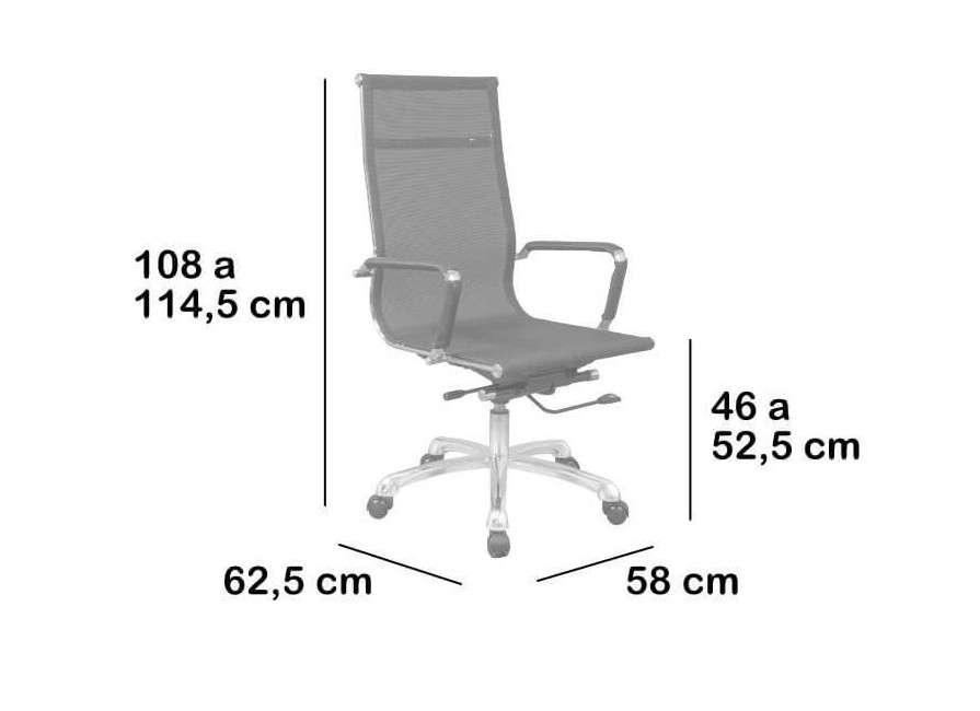 Cadira d'oficina Gavà