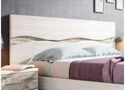 Cabecero de cama colgado Caldes