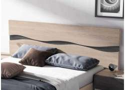 Cabecero de cama colgado Hospitalet - Sable