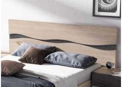 Capçal de llit penjat Hospitalet - Sable
