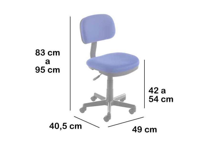 Cadira d'oficina Manresa