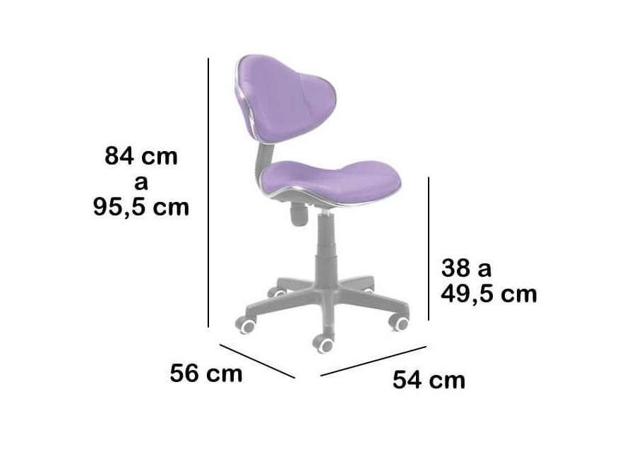 Cadira estudi juvenil Vallvidrera