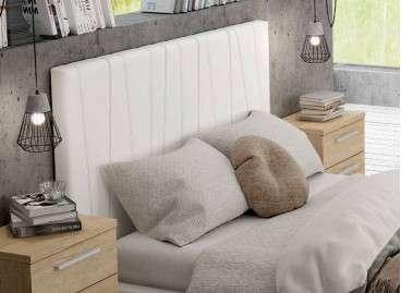 Cabecero para cama alto tapizado Tapizado Essen