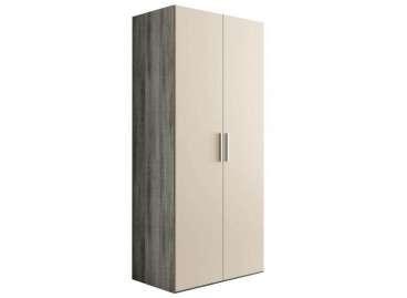 Armario de puertas abatibles Luxor - Blanco Roto