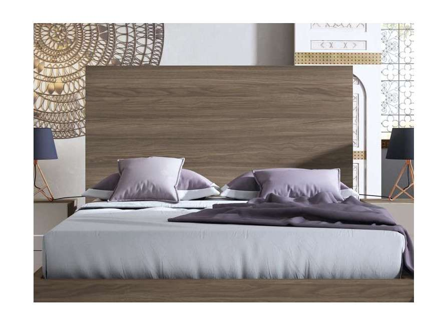 Cabecero alto West, para cama de dormitorio de matrimonio