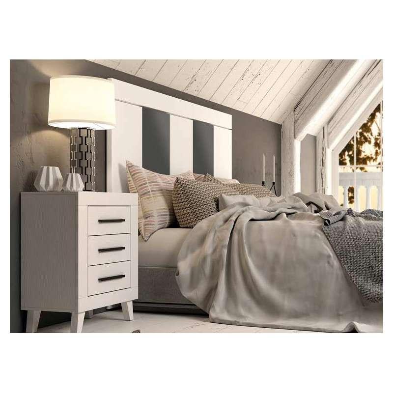 Cabecero alto para cama de matrimonio Leyre