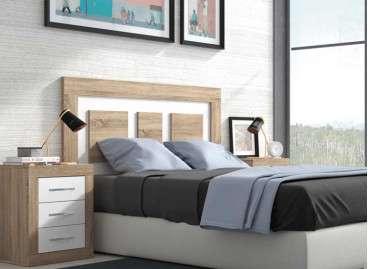 Dormitorio de matrimonio modelo Feliu