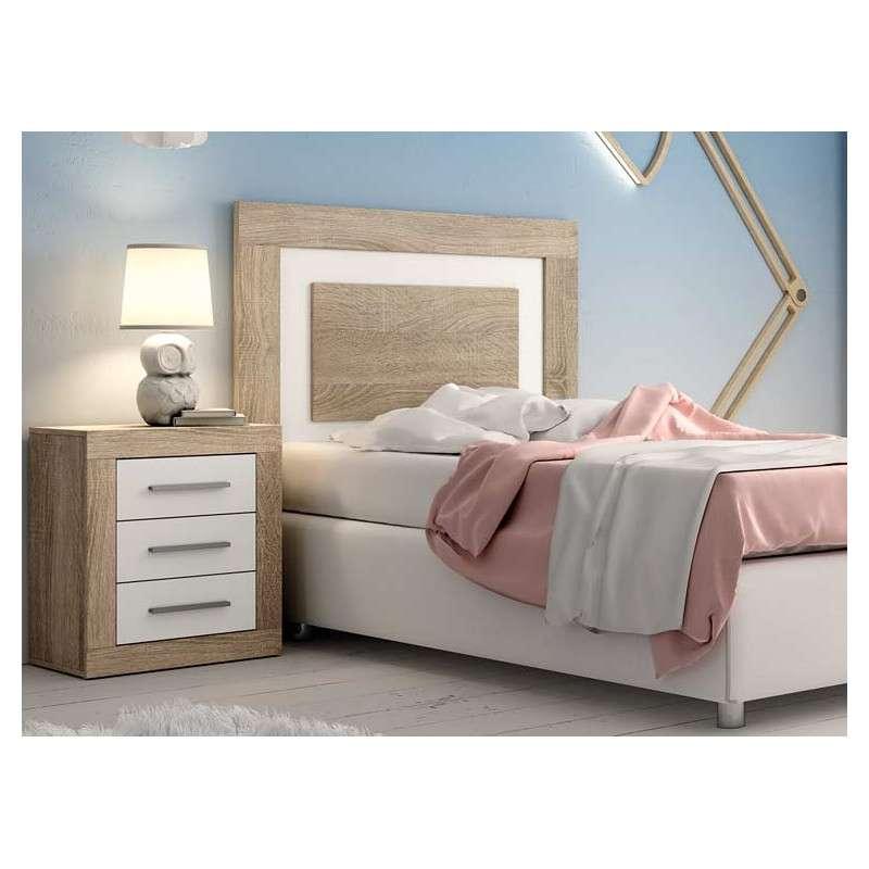 Cabecero para cama individual Vogue