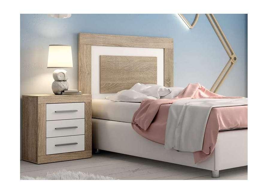 Capçal per a llit individual Vogue