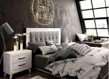 Dormitorio de matrimonio de diseño Denia