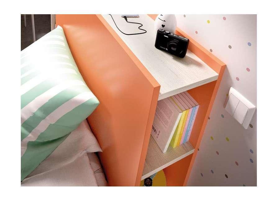 Conjunt juvenil amb llit individual