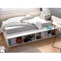 Conjunt juvenil amb llit individual elevable