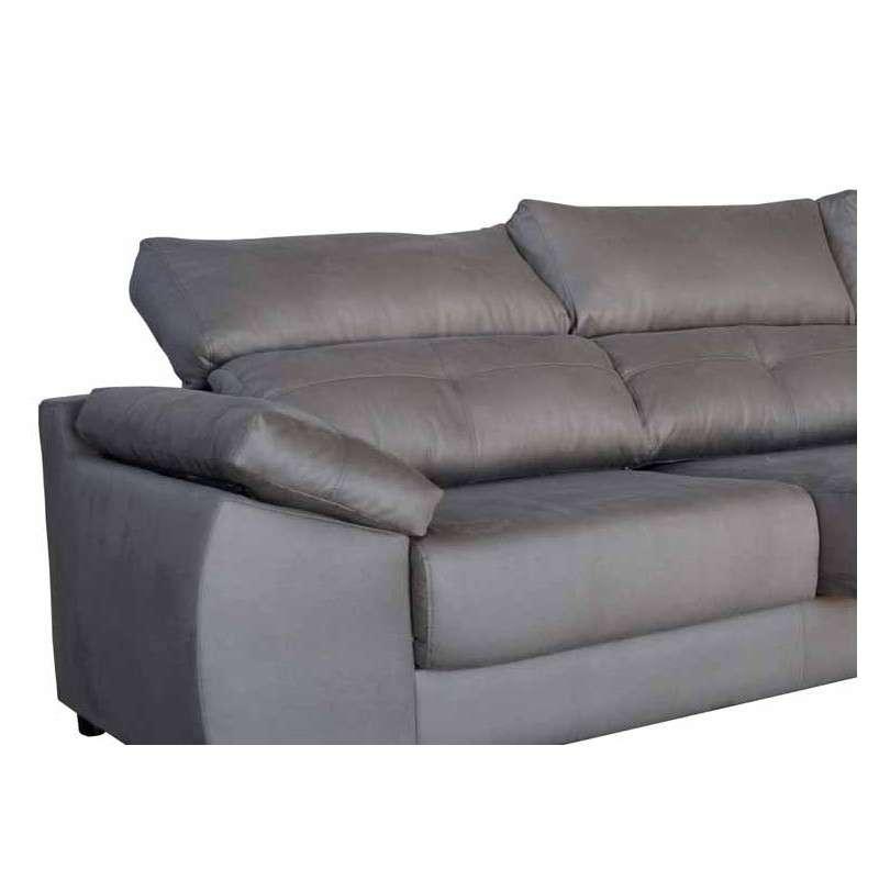 Sofá chaiselongue Badía de hasta 300 cm de ancho