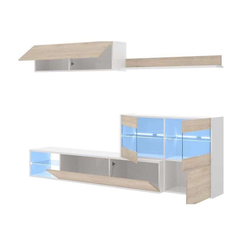 Mueble de comedor con dos posiciones Preston