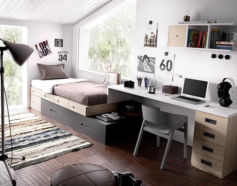 Decorar con colores neutros nuestra habitación