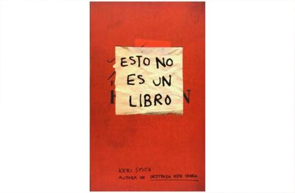 """Libro """"esto no es un libro"""""""