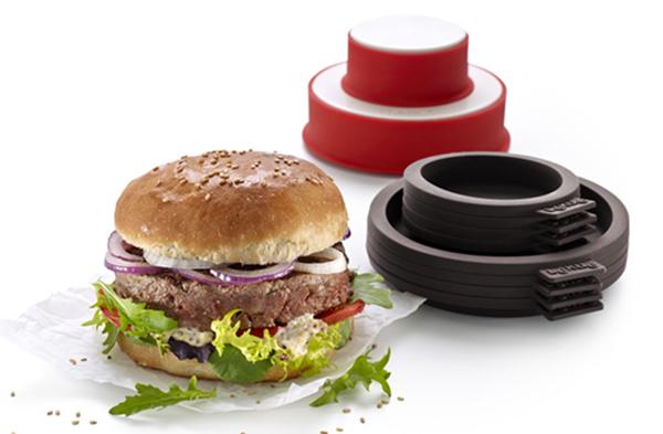 Kit para hacer hamburguesas