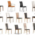 Muebles: Haz fácil lo difícil: elegir tu silla de comedor ideal