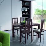 Muebles: Haz fácil lo difícil: elegir tu silla de comedor ideal II